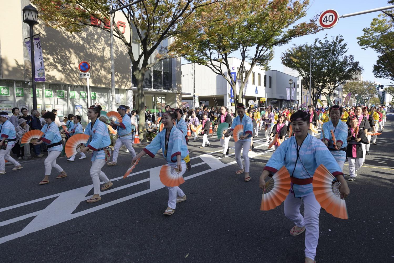 2018年 堺まつり・大パレード