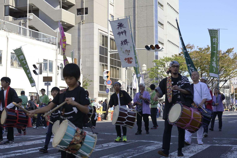 2018年 堺まつり・大パレード11