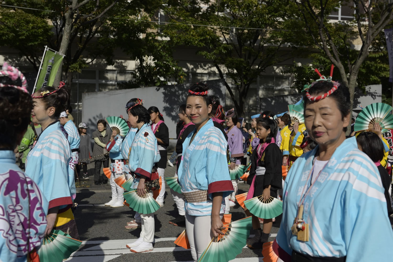2018年 堺まつり・大パレード7