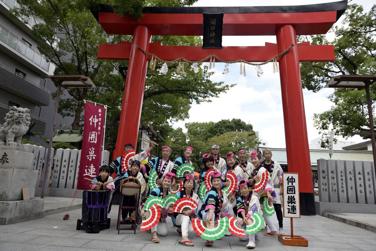 堺祭り2019 開口神社 夢ステージ