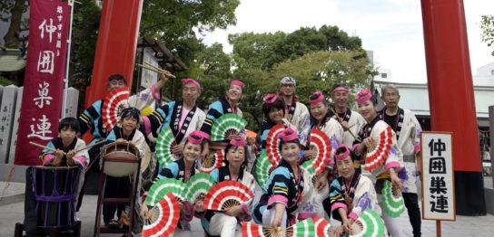堺祭り2019 開口神社 夢ステージ1