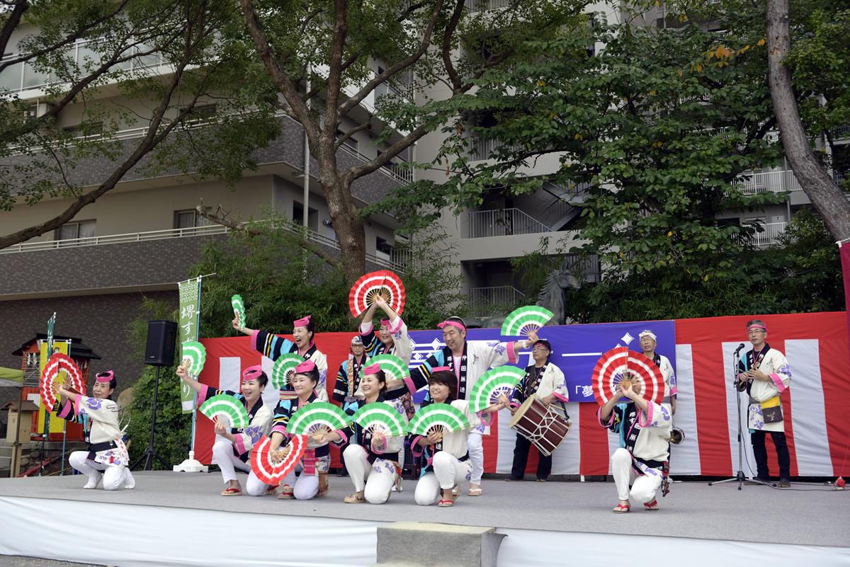 堺祭り2019 開口神社 夢ステージ10