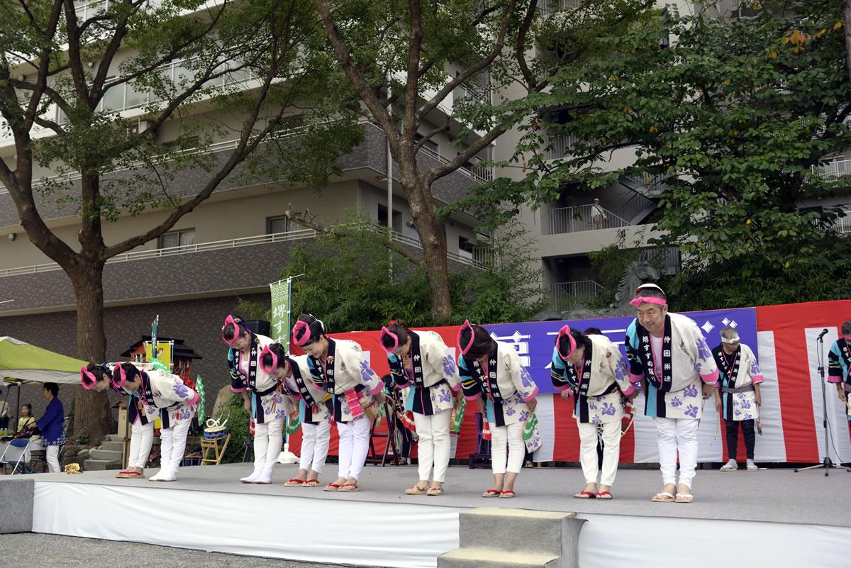 堺祭り2019 開口神社 夢ステージ11