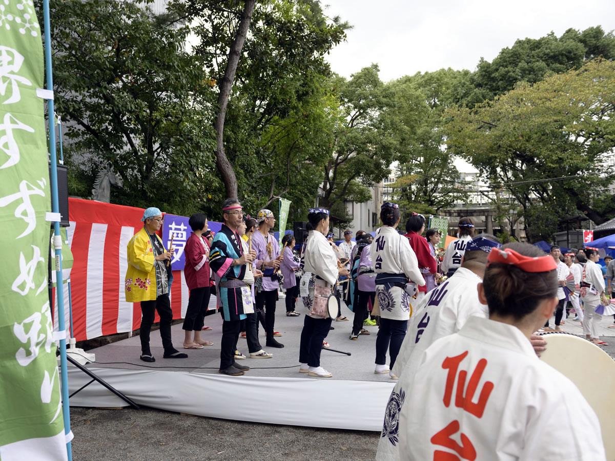 堺祭り2019 開口神社 夢ステージ12