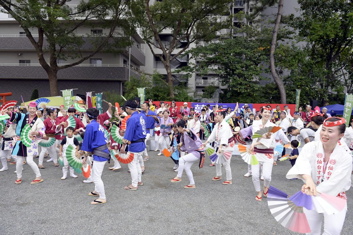 堺祭り2019 開口神社 夢ステージ15