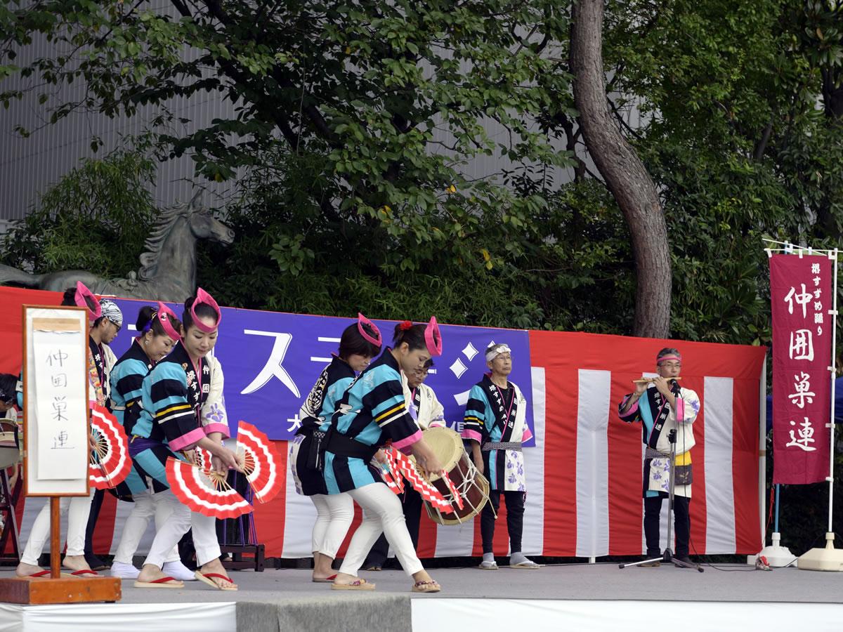 堺祭り2019 開口神社 夢ステージ3