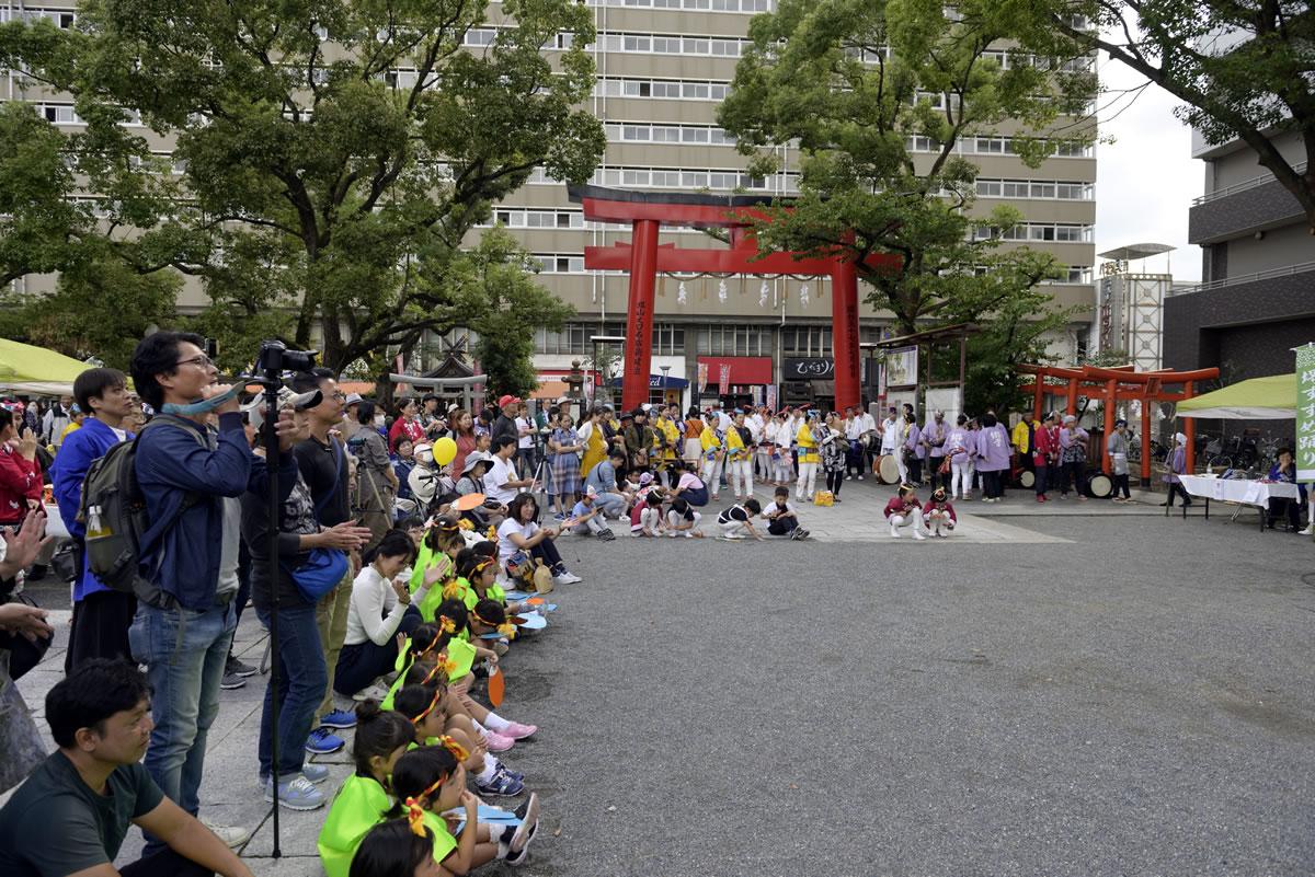 堺祭り2019 開口神社 夢ステージ4