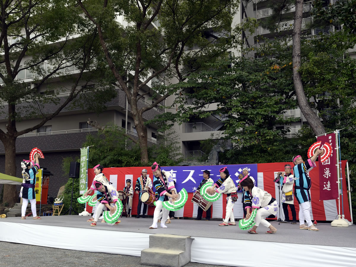 堺祭り2019 開口神社 夢ステージ5