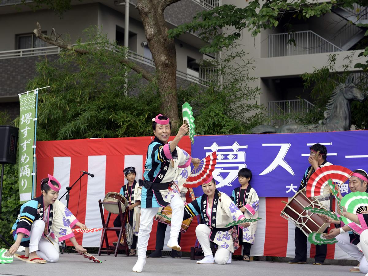 堺祭り2019 開口神社 夢ステージ6