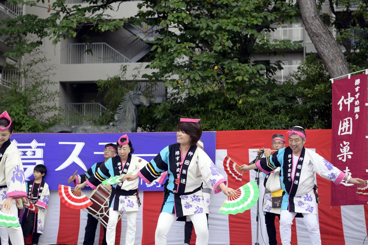 堺祭り2019 開口神社 夢ステージ8