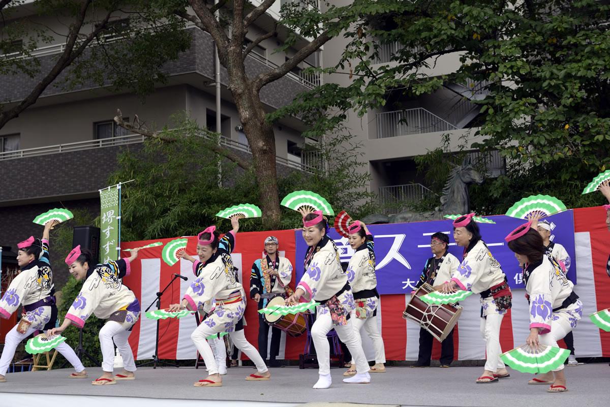 堺祭り2019 開口神社 夢ステージ9