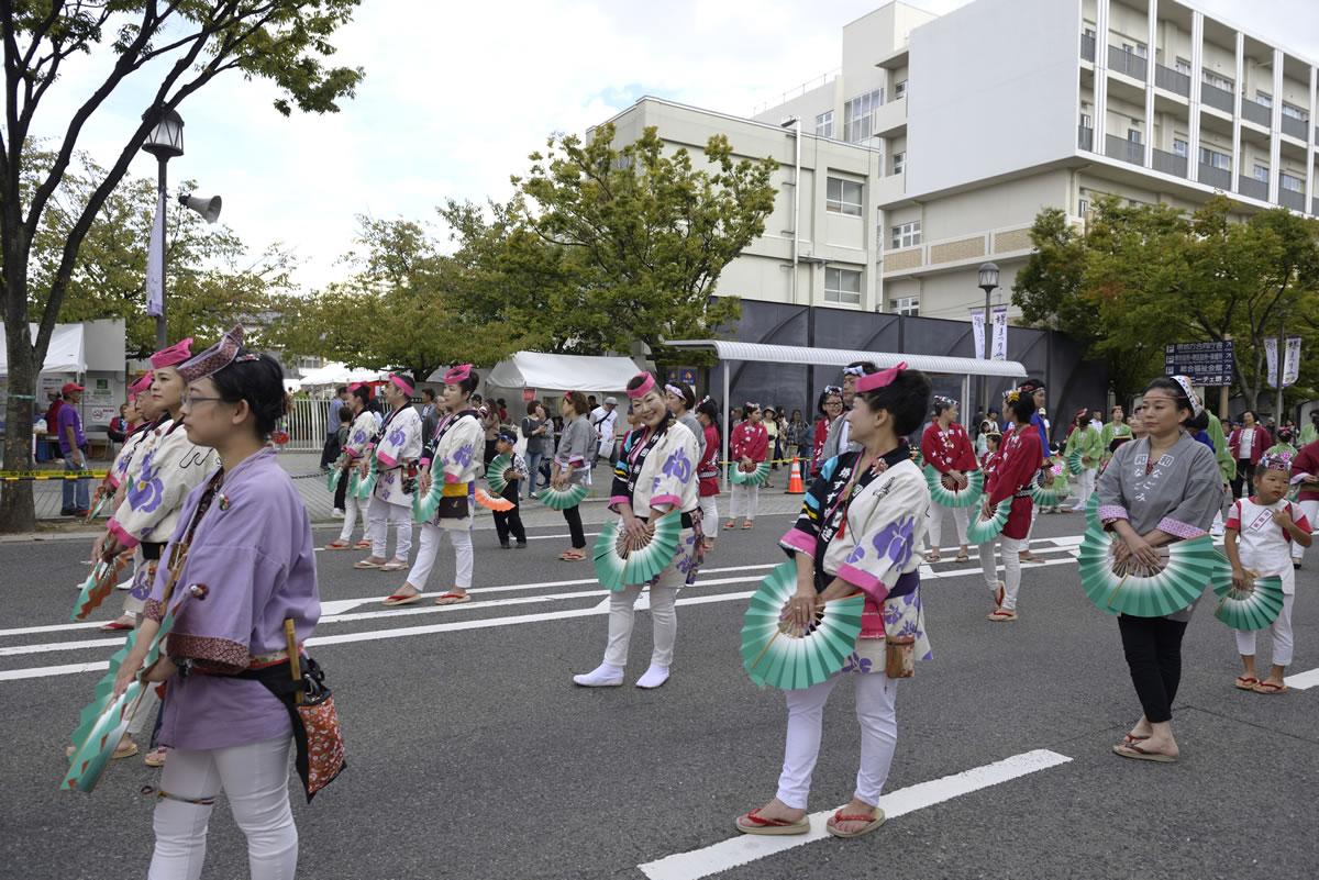 2019堺祭り 大パレード1