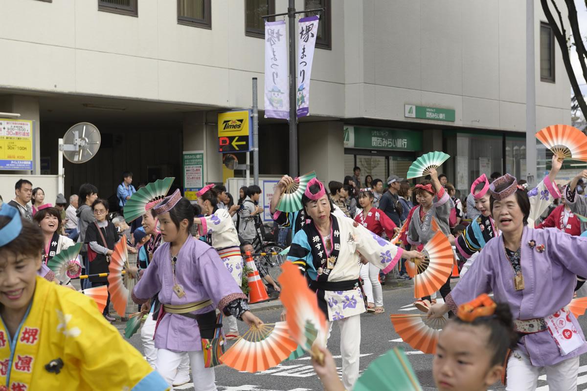 2019堺祭り 大パレード10