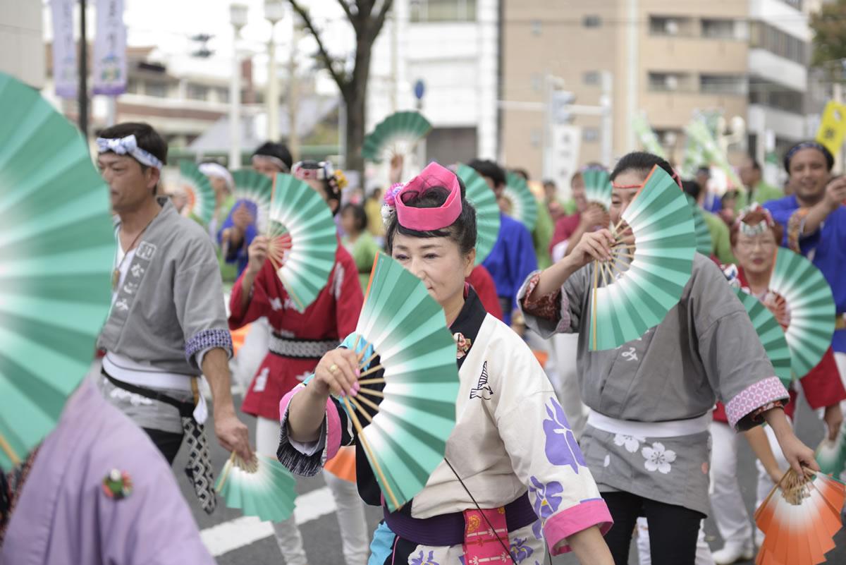 2019堺祭り 大パレード11