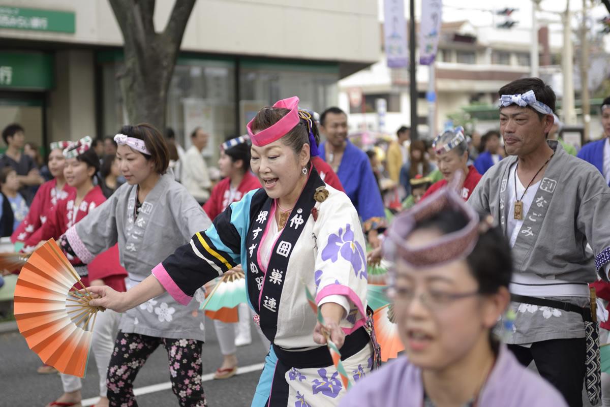 2019堺祭り 大パレード12