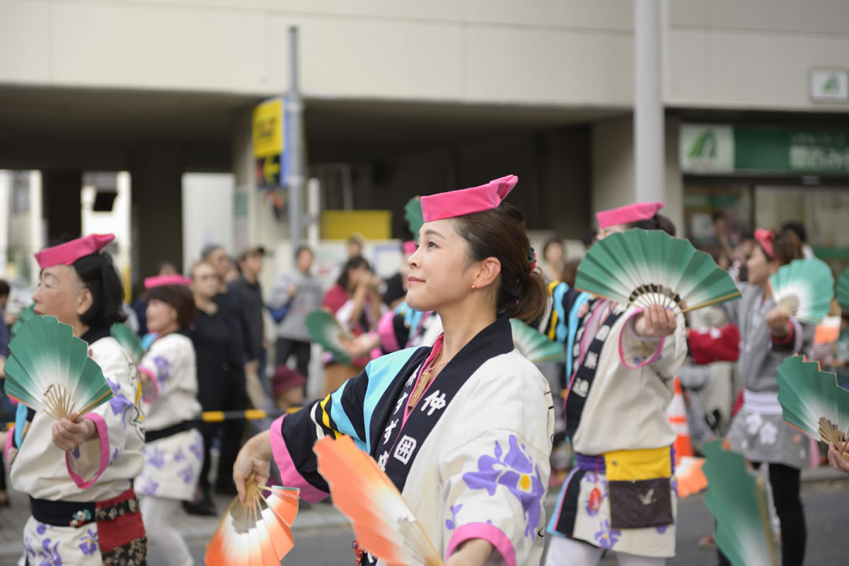 2019堺祭り 大パレード13