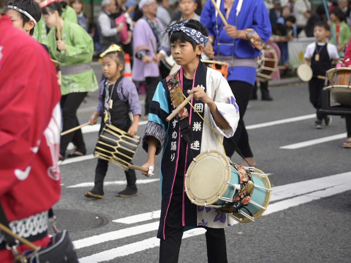 2019堺祭り 大パレード14