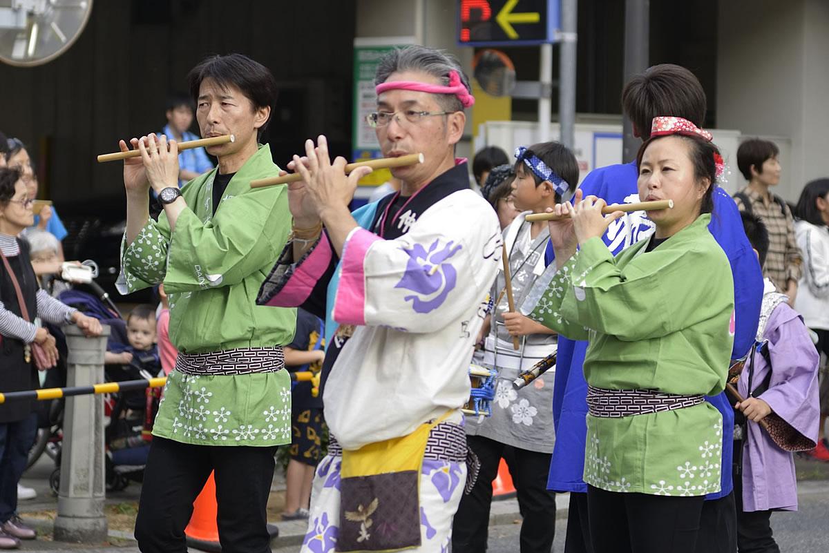 2019堺祭り 大パレード15