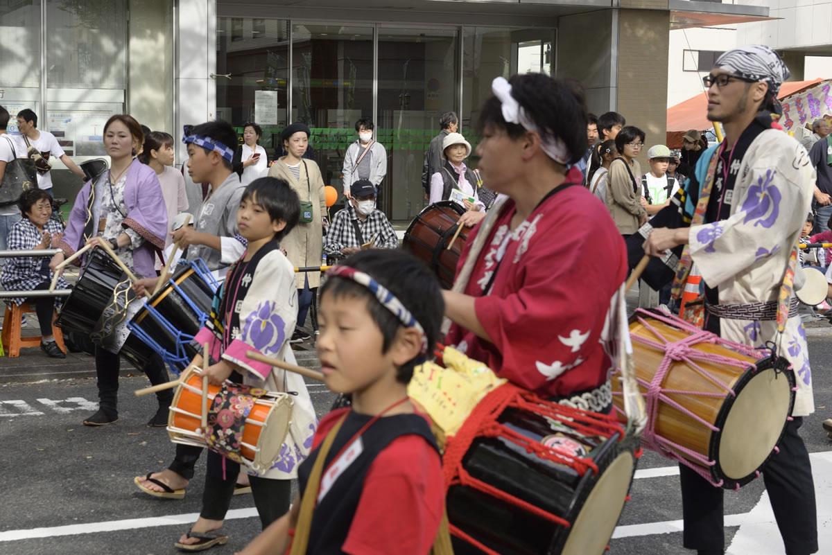 2019堺祭り 大パレード16