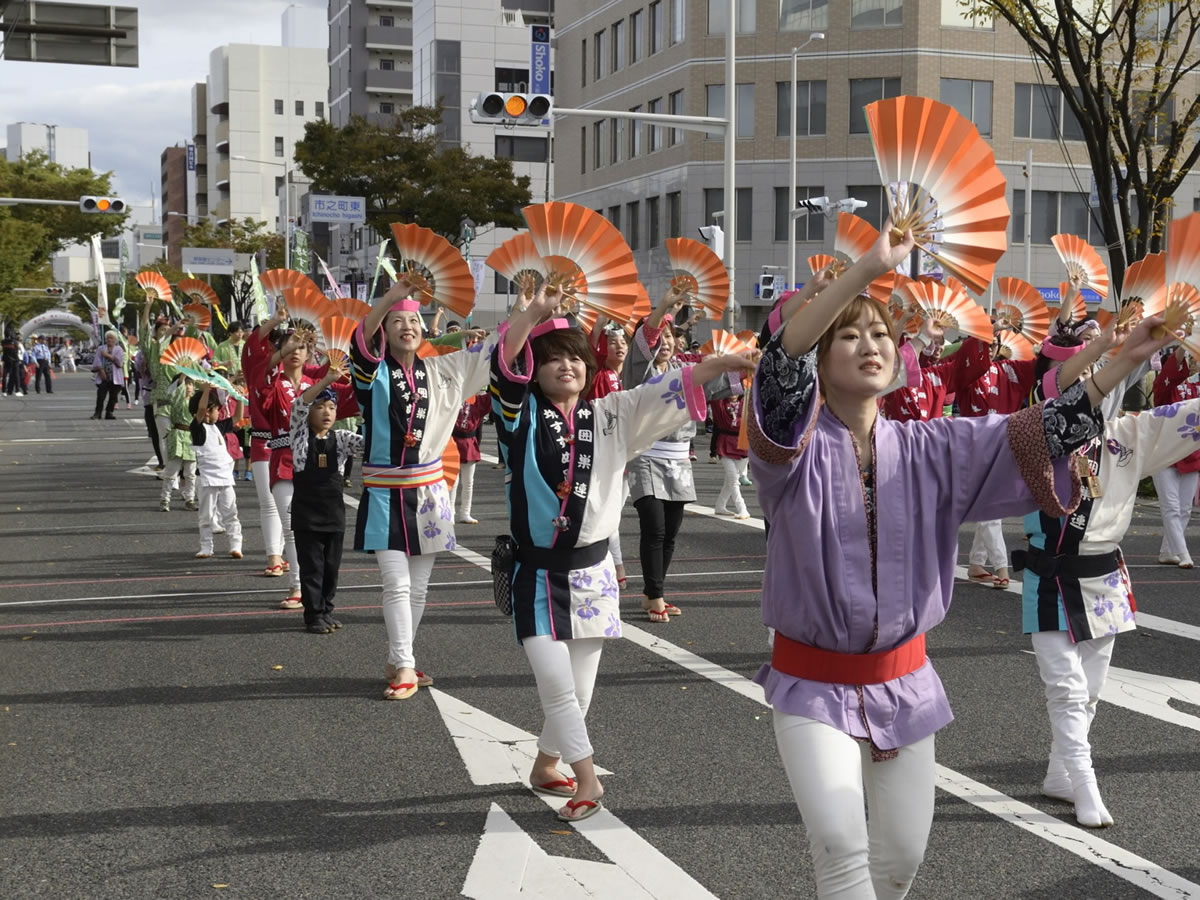 2019堺祭り 大パレード3