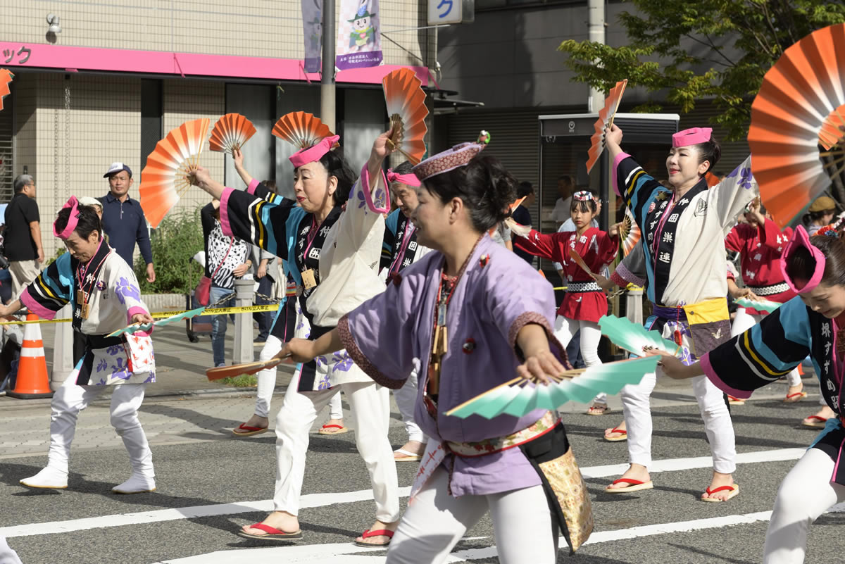 2019堺祭り 大パレード4