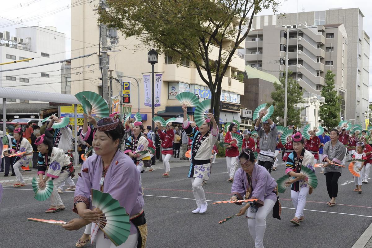 2019堺祭り 大パレード5