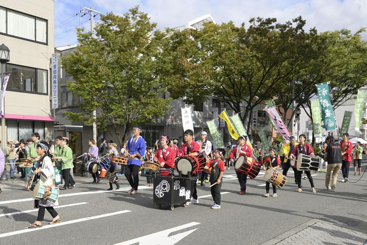 2019堺祭り 大パレード6