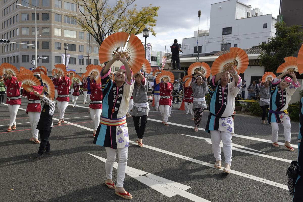 2019堺祭り 大パレード7