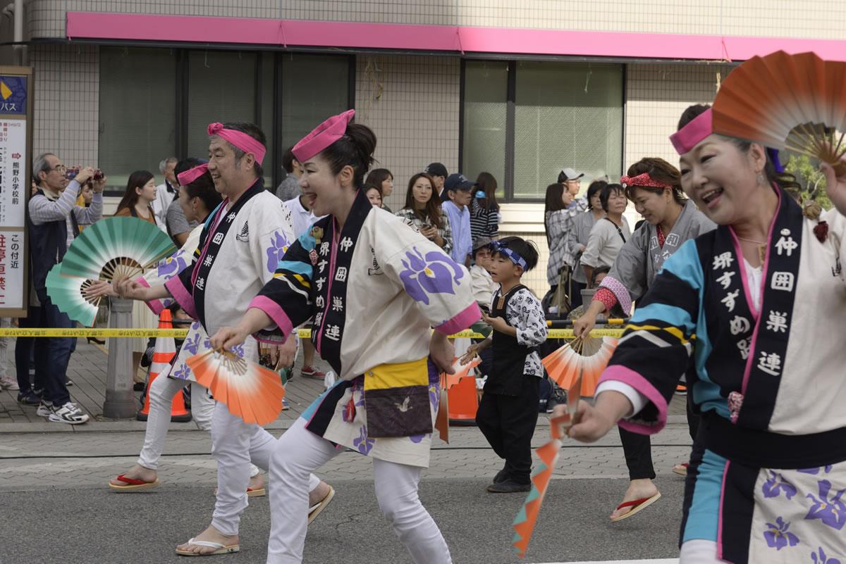 2019堺祭り 大パレード8
