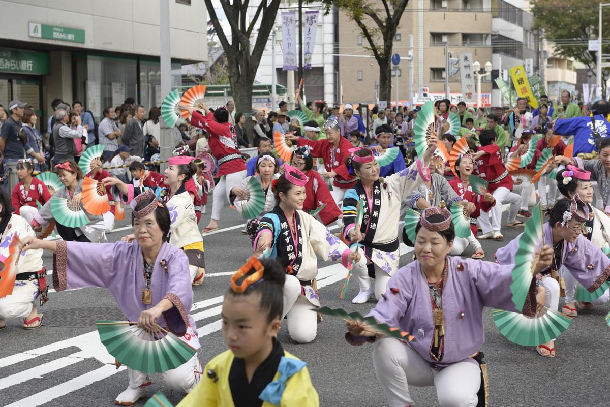 2019堺祭り 大パレード9
