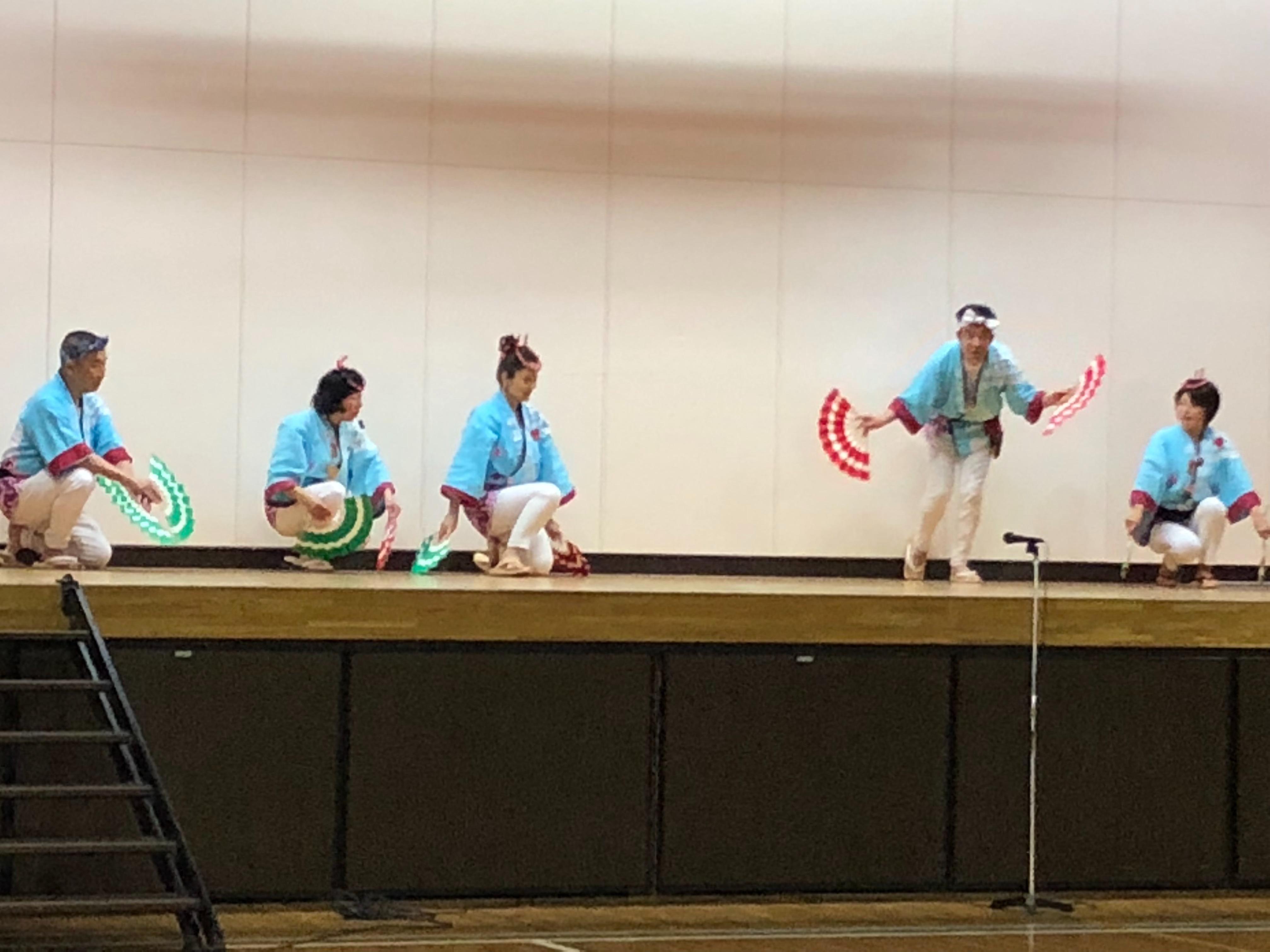 2018 浅香山・ふれあいフェスタ1