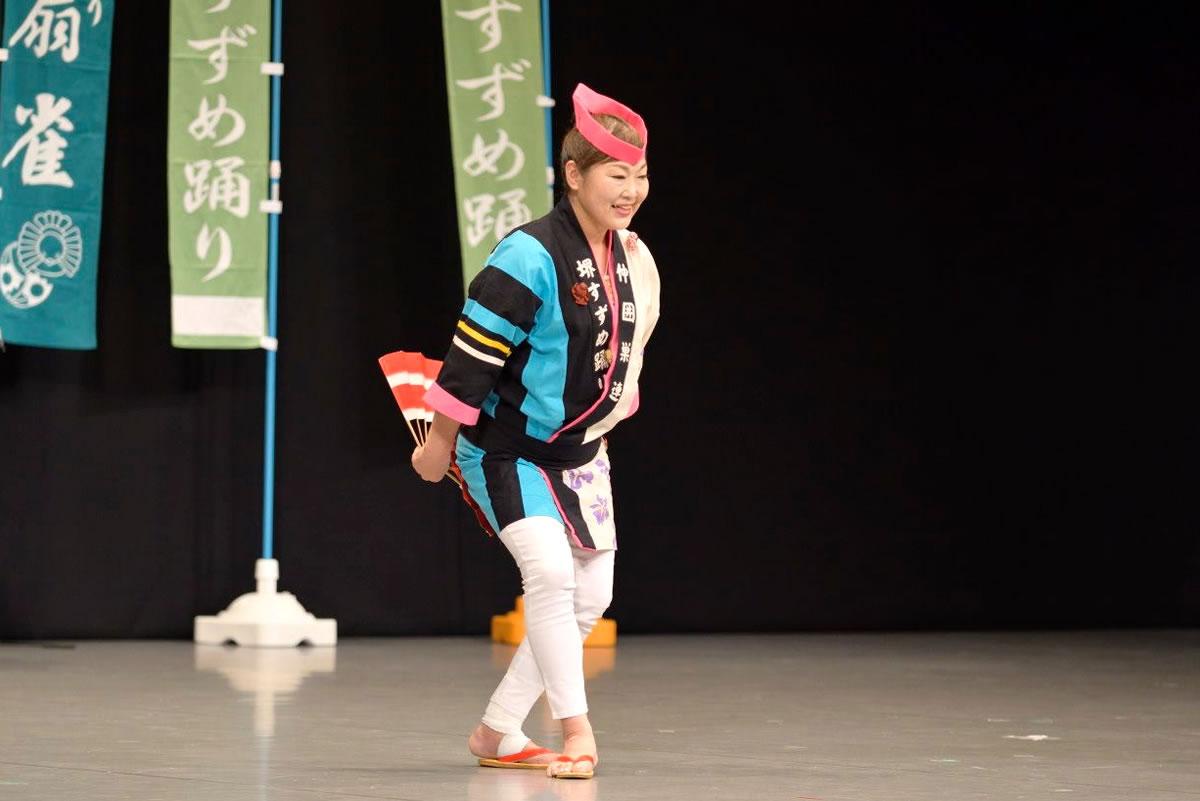 フェニーチェ堺 仲囲巣連演舞14
