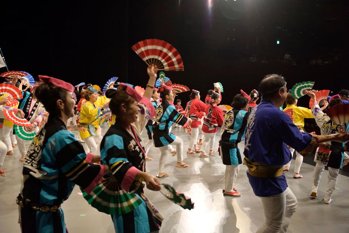 フェニーチェ堺 総踊り16