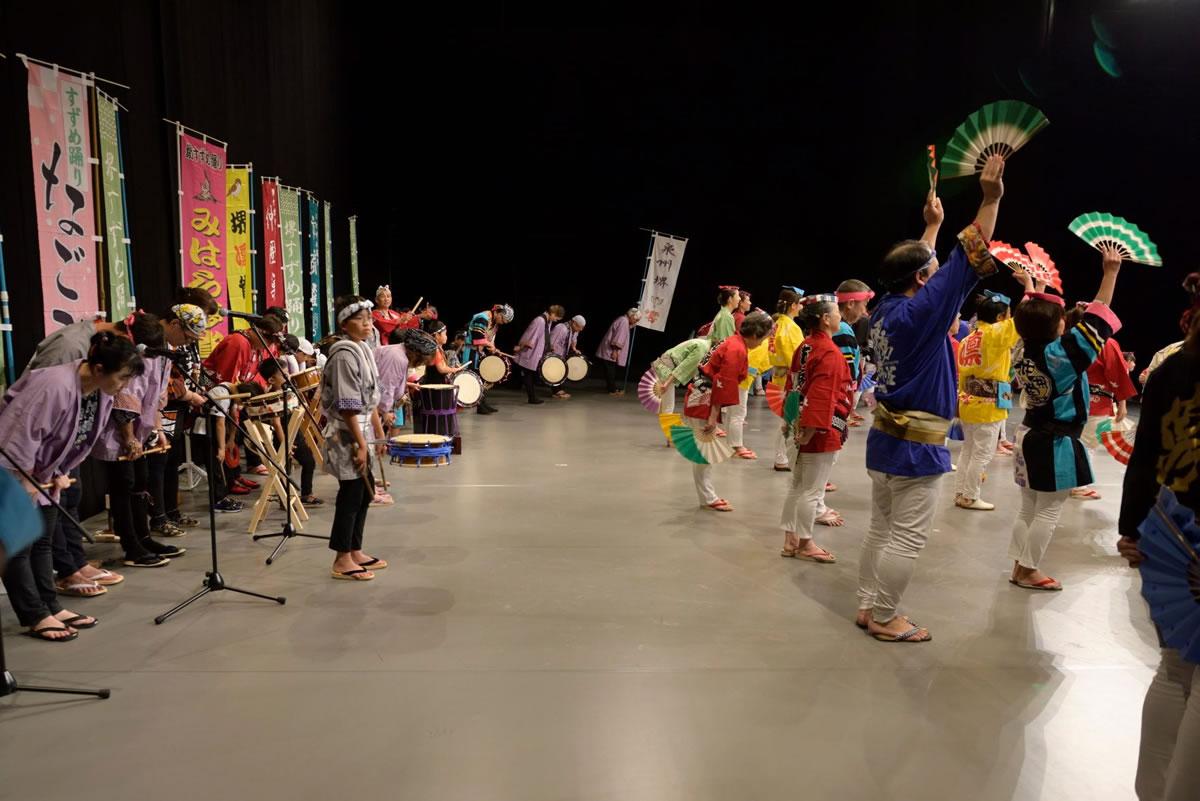 フェニーチェ堺 総踊り17