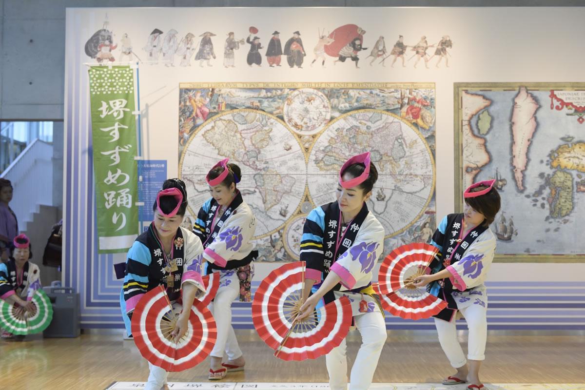 堺祭り2019前夜祭 利昌の杜2
