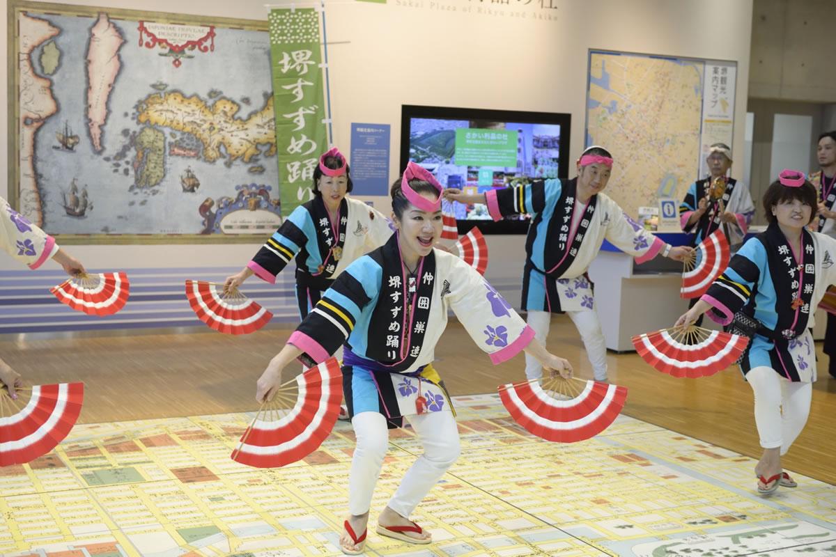 堺祭り2019前夜祭 利昌の杜3