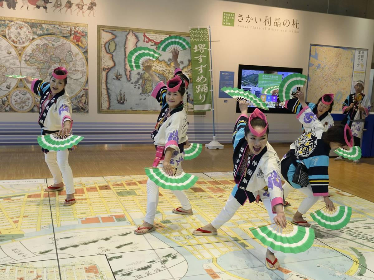 堺祭り2019前夜祭 利昌の杜5