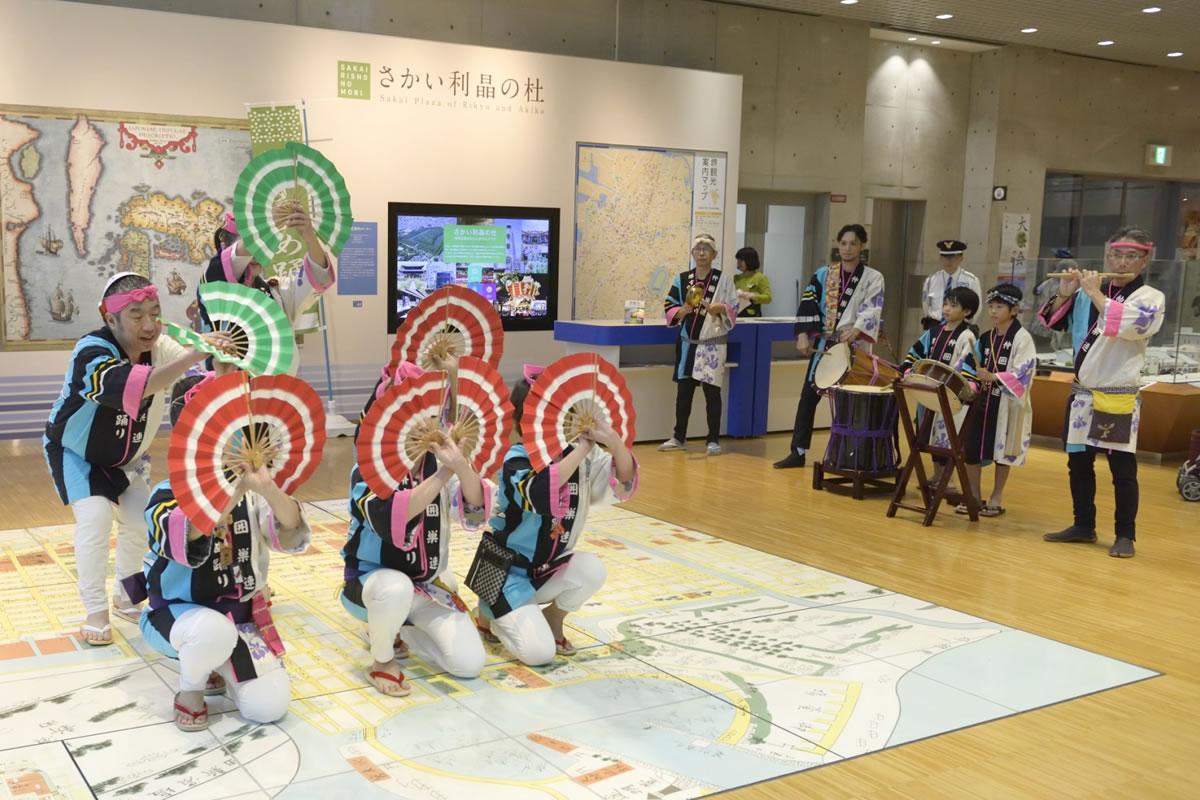 堺祭り2019前夜祭 利昌の杜6