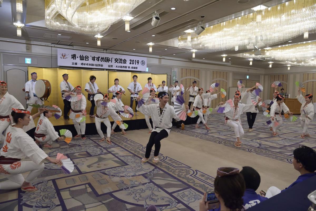 堺祭り2019 仙台交流会1