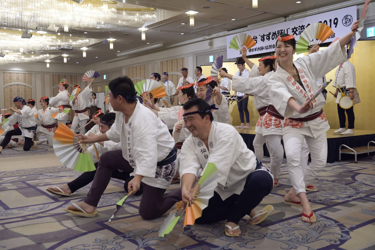 堺祭り2019 仙台交流会5