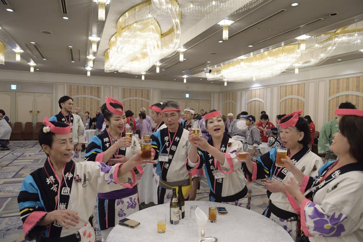 堺祭り2019 仙台交流会