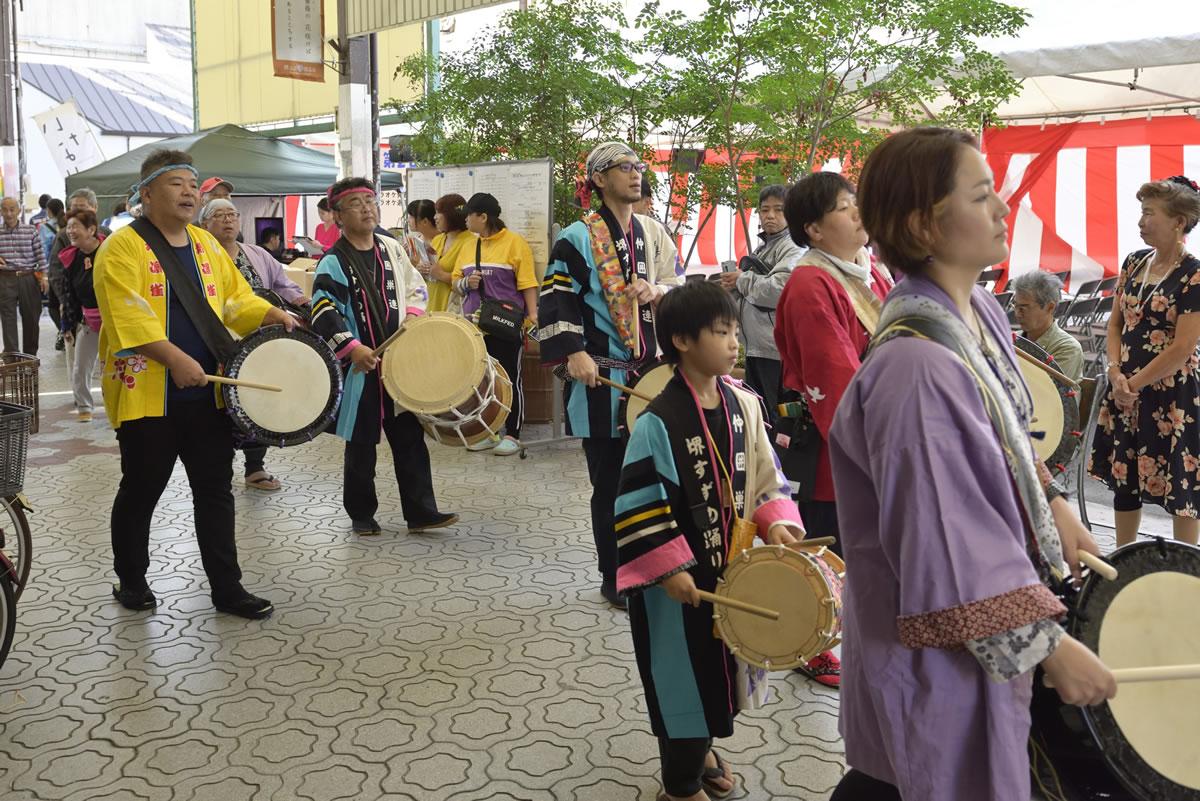 堺祭り2019 山之口商店街 流し踊り3