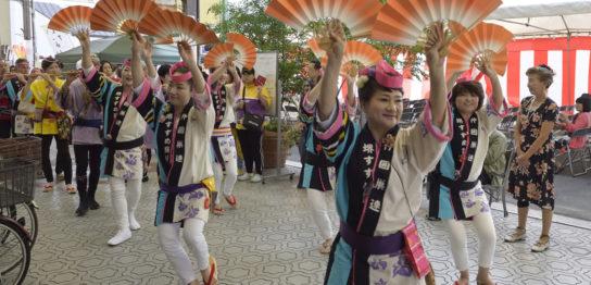堺祭り2019 山之口商店街 流し踊り5